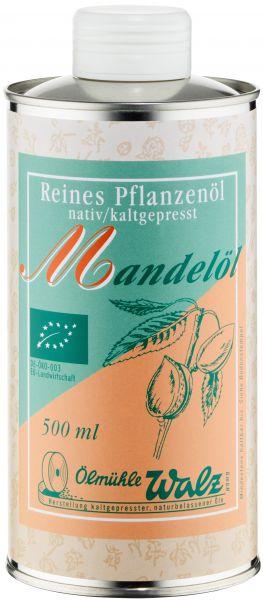 Mandelöl bio
