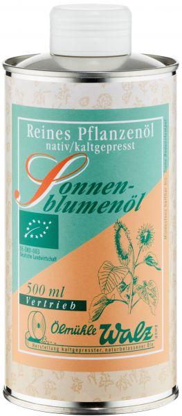 Sonnenblumenöl bio